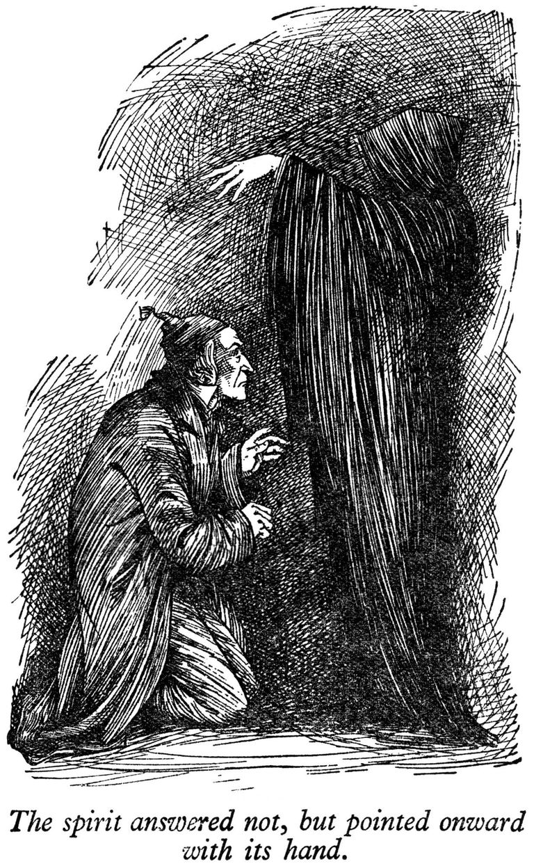 A Christmas Carol' Stave 4, Part 1 - Charles Dickens