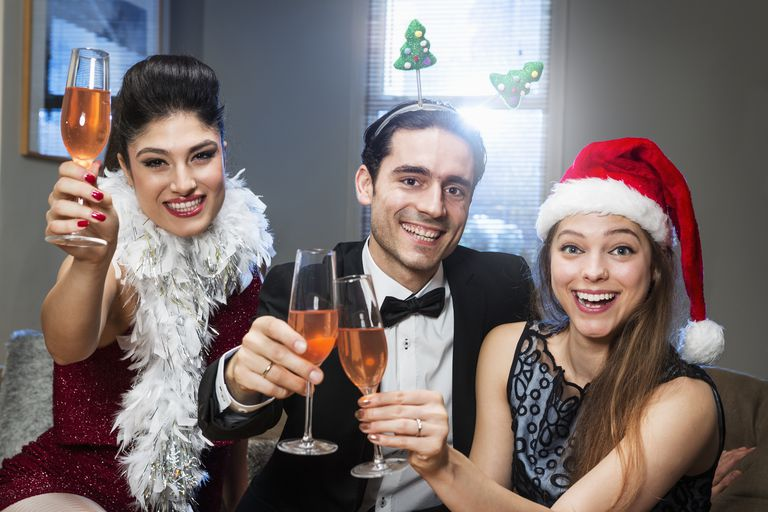 33 Christmas Party Games Just for the Adults