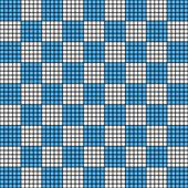 Free Checkerboard Chart for Tapestry Crochet