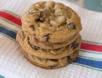 Healthy Chocolate Chip Cookies The Spruce