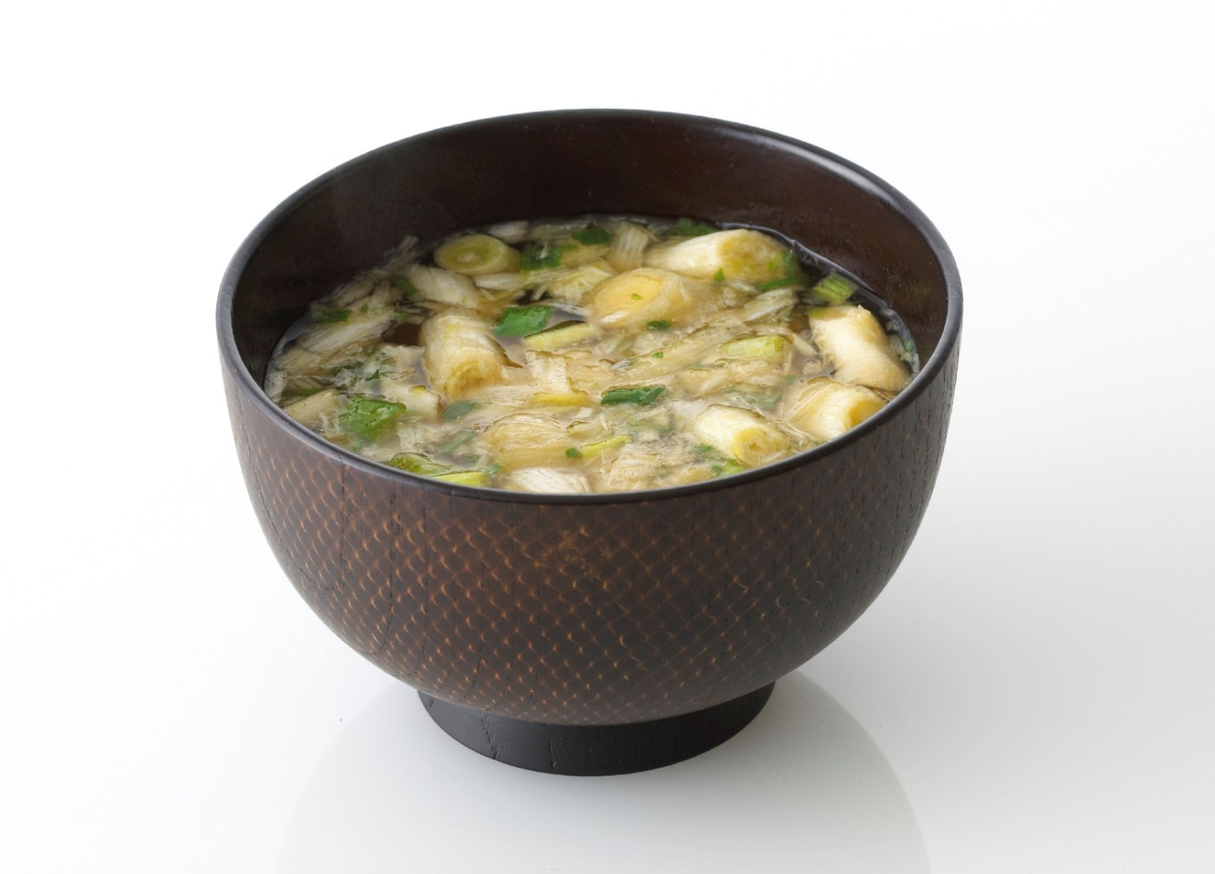 Japanese Vegetable Miso Soup Recipe Vegan