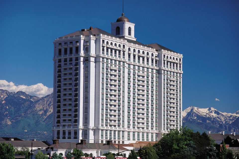 The Grand America Hotel Salt Lake City
