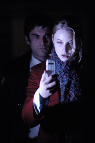Rachel Nichols and Wes Bentley Photo P2 Movie