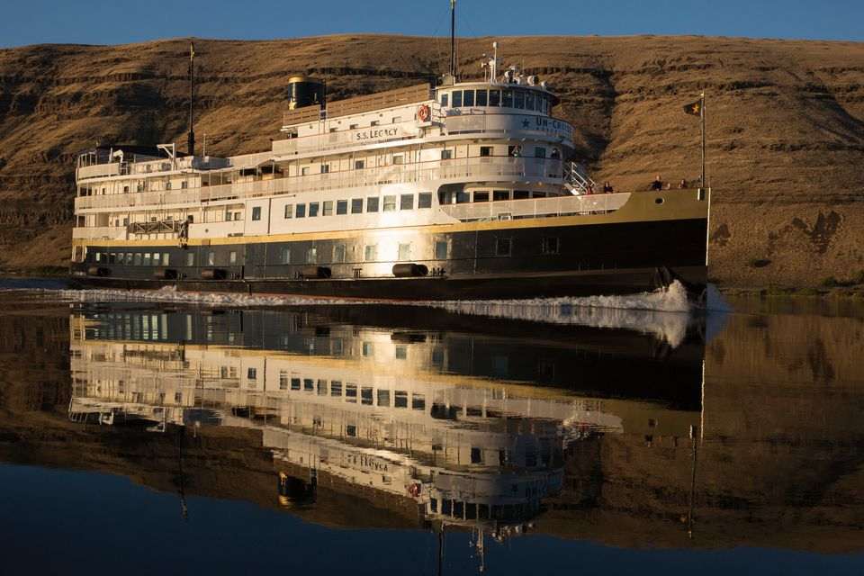 SS Legacy of Un-Cruise Adventures