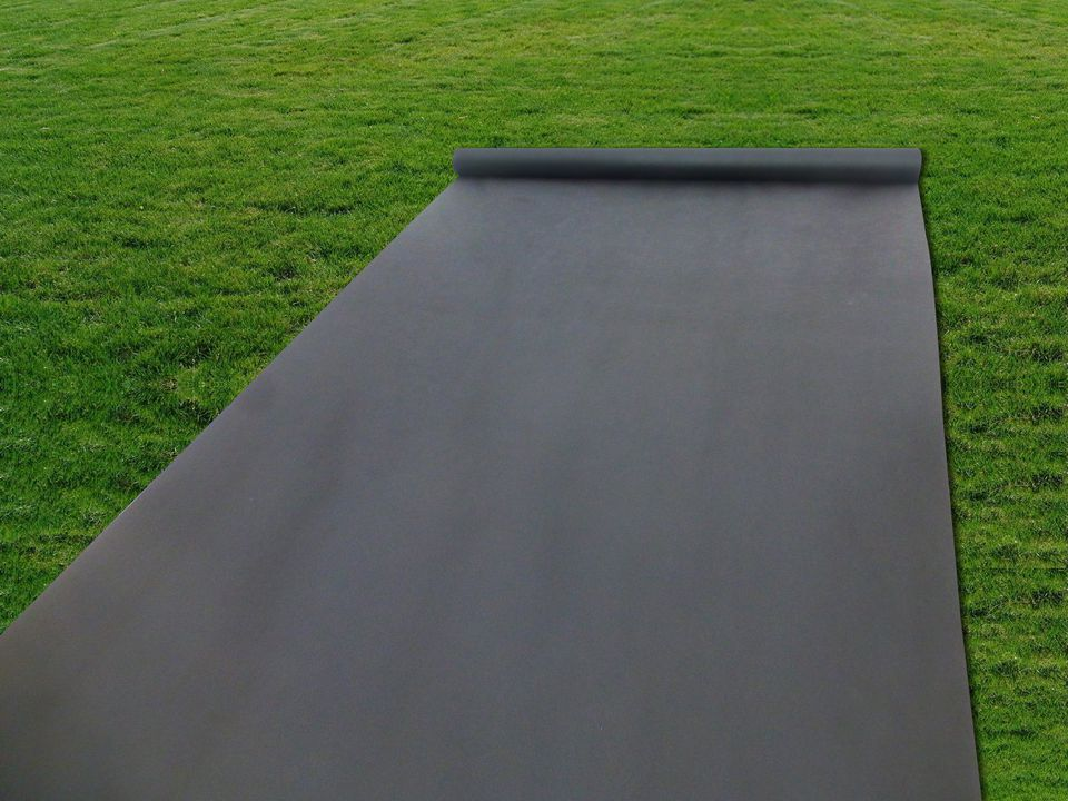 Installing Landscape Fabric For Weed Control