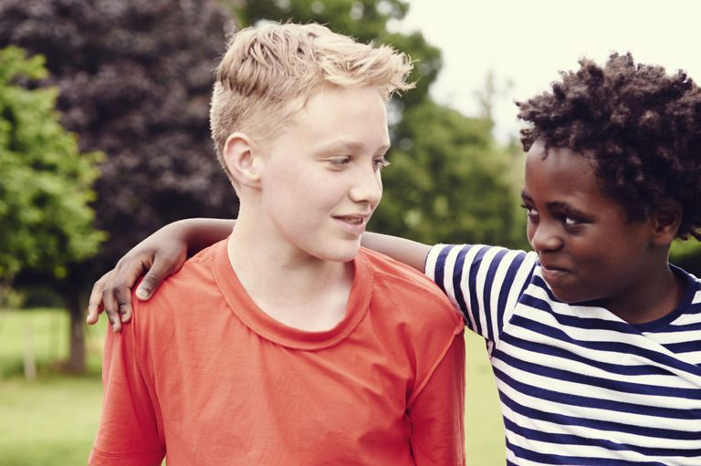 Restitution can help your child repair his friendships.