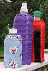 Insulated Totes For Soda & Water Bottles