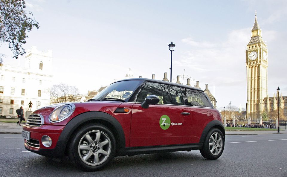 Car sharing can save you time and money in a big city.