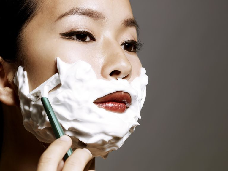 Facial Hair Removal For Women- 8 Ways To Get Smooth-1497