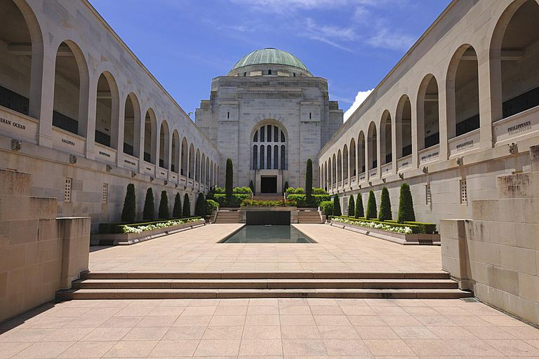 Australian War Memorial ANZAC