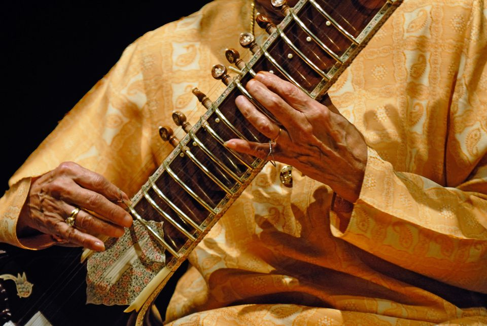 Pandit ravi shankar indian classical music maestro