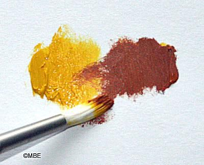 Blending Paint Colors