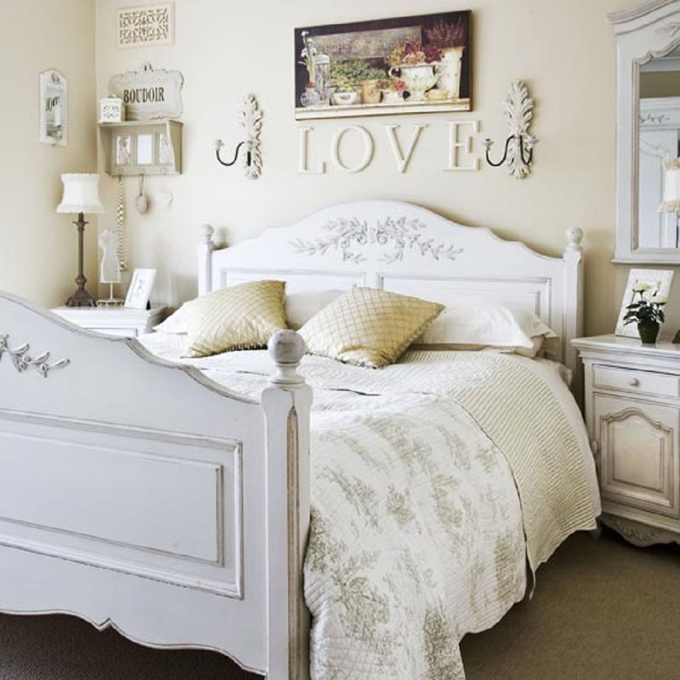 Romantic Bedroom Designs: Romantic Bedroom Decorating Ideas