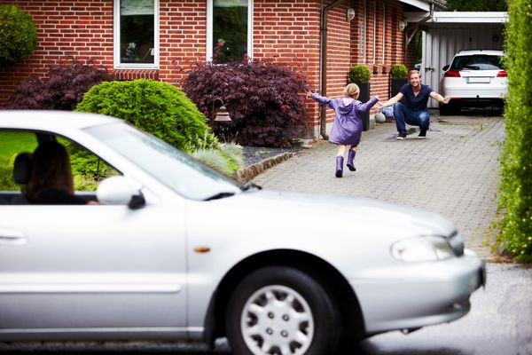 Divorce affects children in many ways.