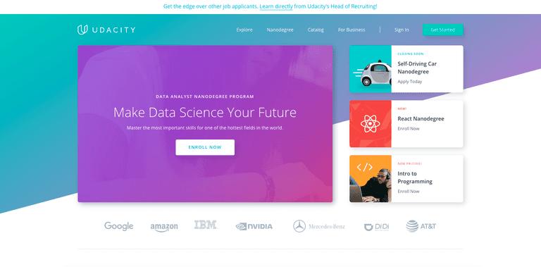 Udacity Free Web Design Courses