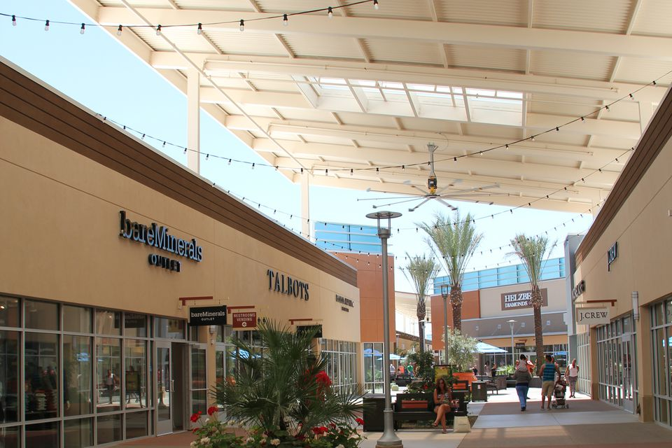 Tanger Outlets in Glendale, AZ