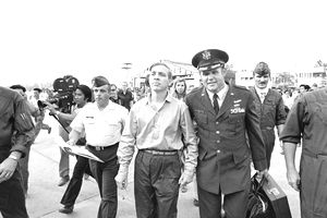 Last American POW Released In Vietnam