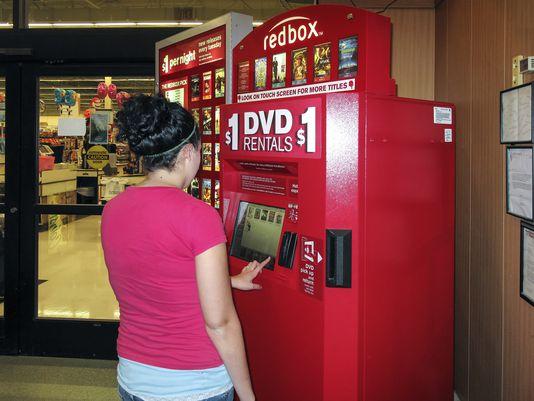 Dvd rental kiosk in singapore