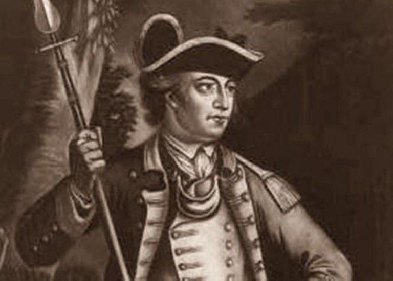 John Sullivan in the American Revolution