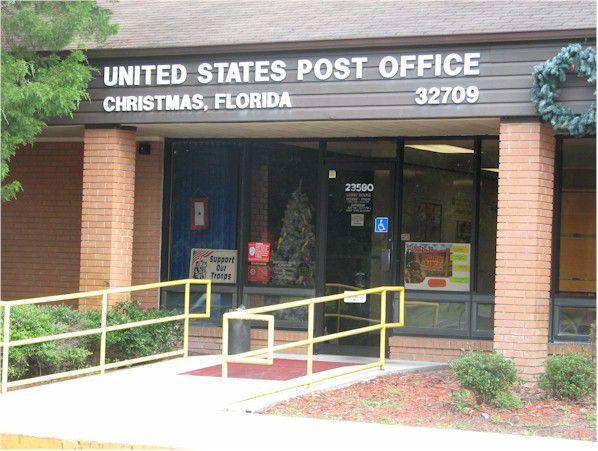 Christmas, Florida Post Office