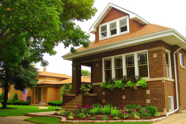 1925 Chicago Bungalow In Skokie Illinois