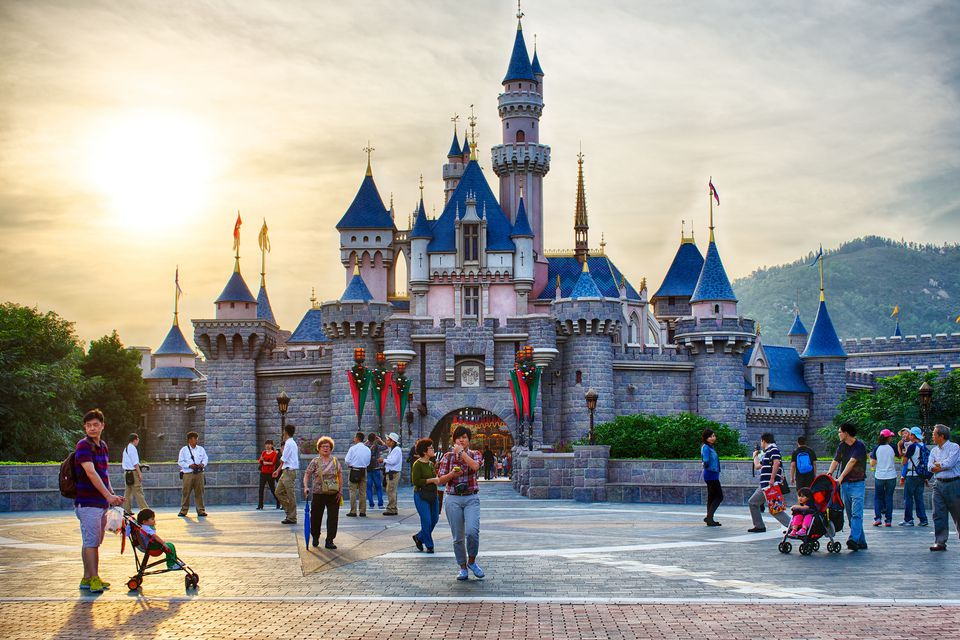 Where To Get Discounts On Hong Kong Disneyland Ticket Prices - What city is disneyland in