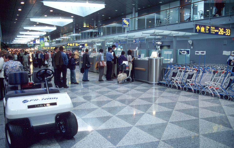 Helsinki-Vantaa International Airport