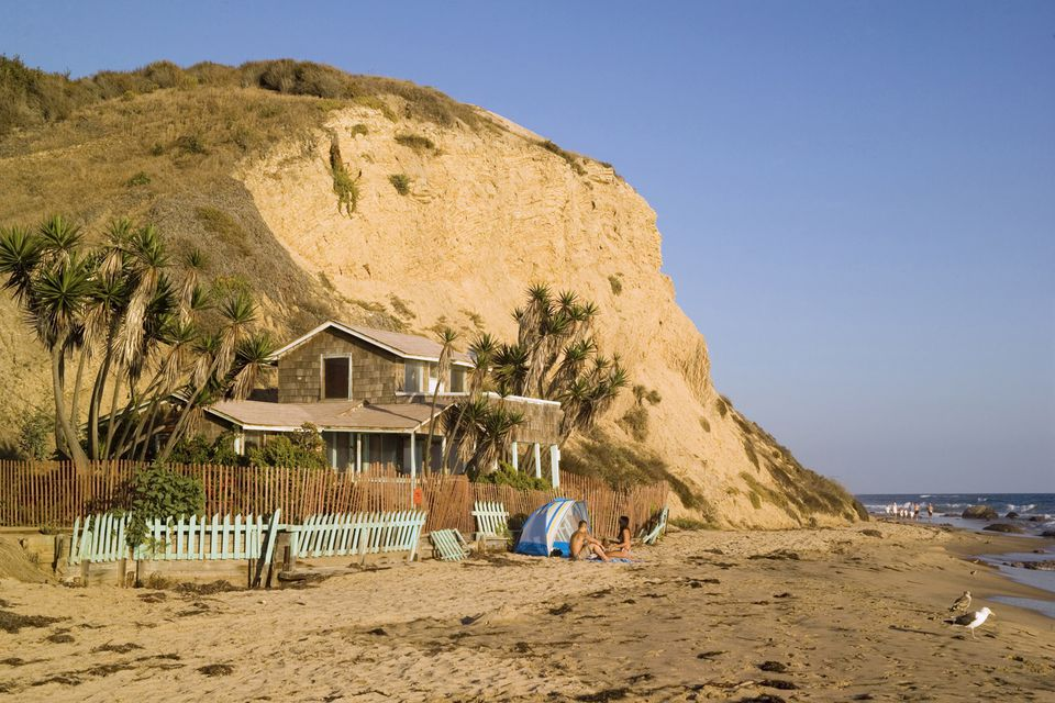 Crystal Cove Historic District, Crystal Cove State Beach, Orange County, CA