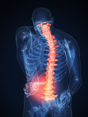 What you need to know about chronic neck pain and chronic back pain.