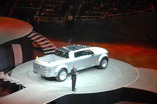 super chief truck