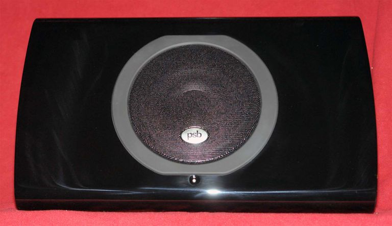 PSB SubSeries 150 Subwoofer - Front View Close-Up Photo