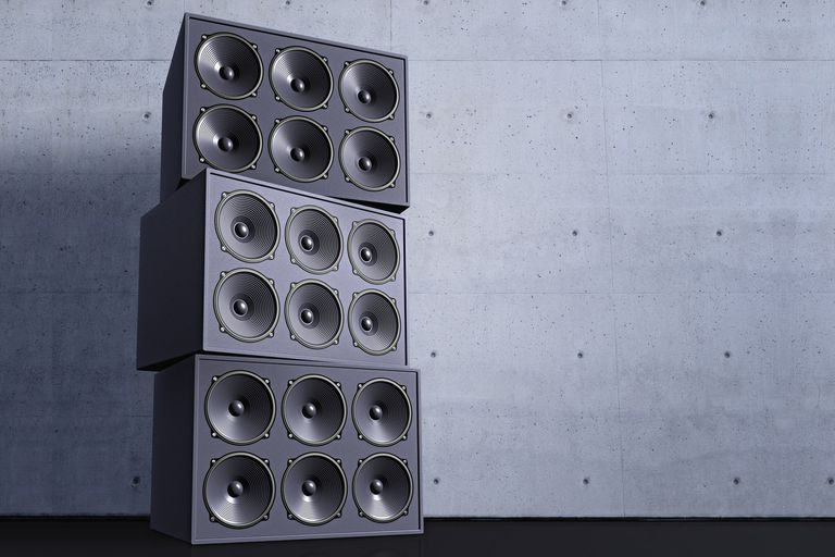 Before you start diagnosing subwoofer problems, be sure to turn everything off