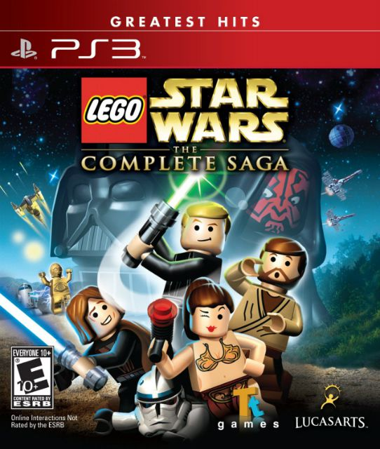 "LEGO Star Wars: The Complete Saga"" Cheat Codes—PS3"