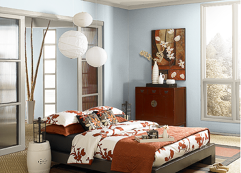 wave crest behrpng - Blue Bedroom Paint Colors