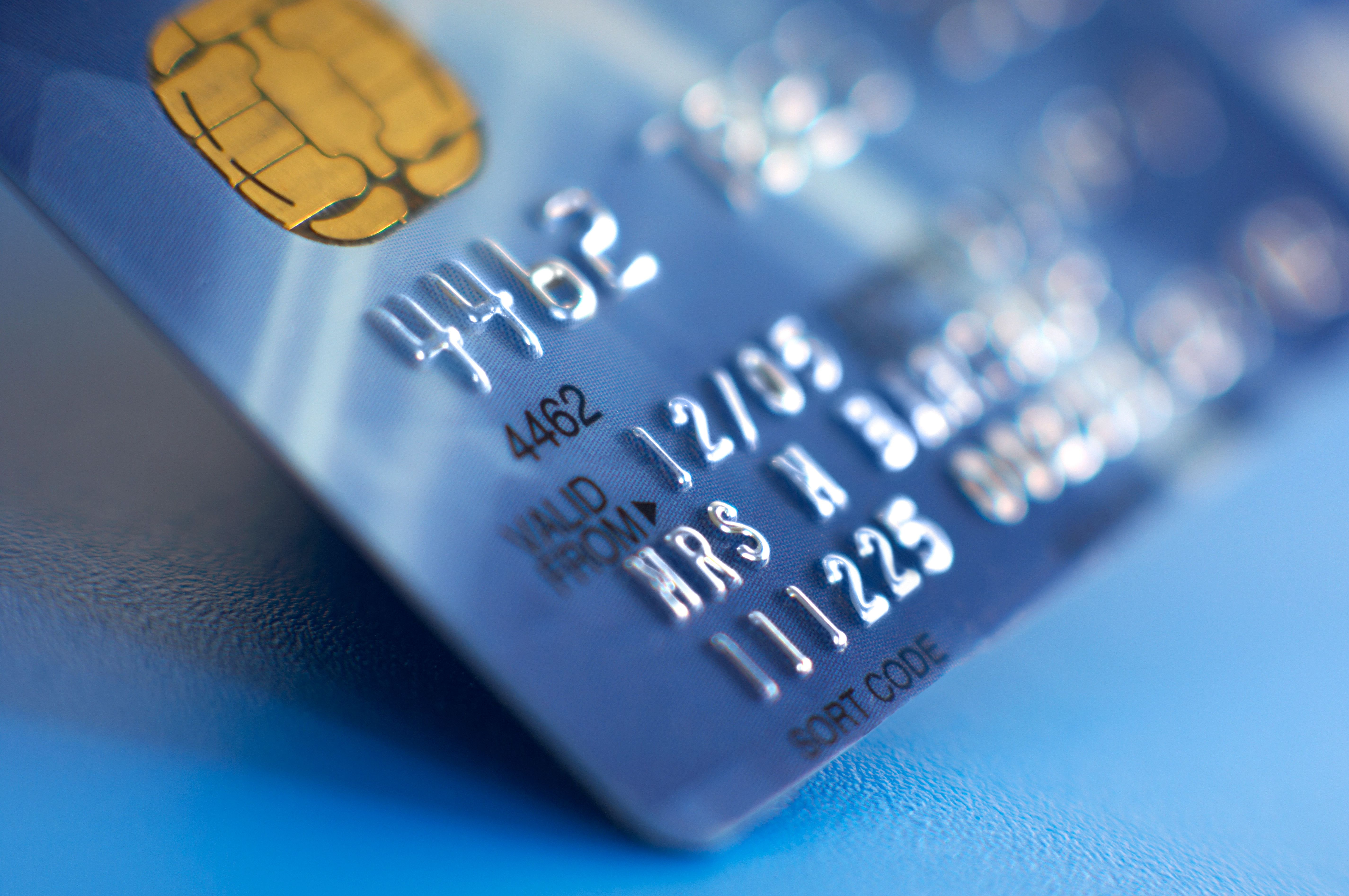 Travel Pin And Chip Credit Card