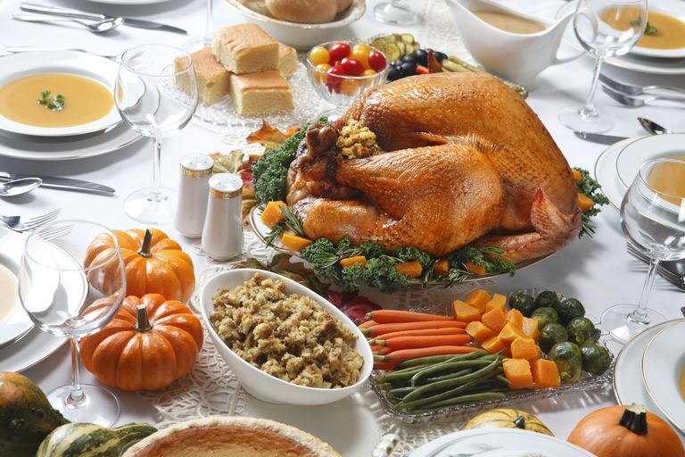gluten-free thanksgiving dinner