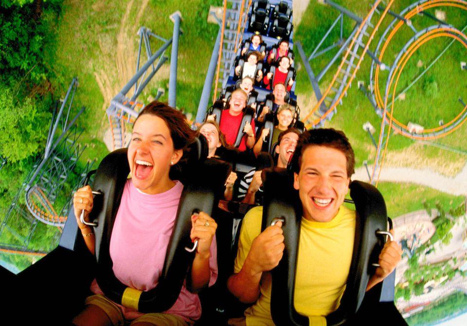 Cheap Theme Park Tickets