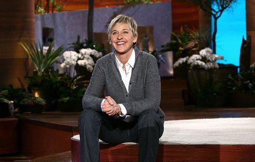 Ellen DeGeneres forma pareja con Portia de Rossi