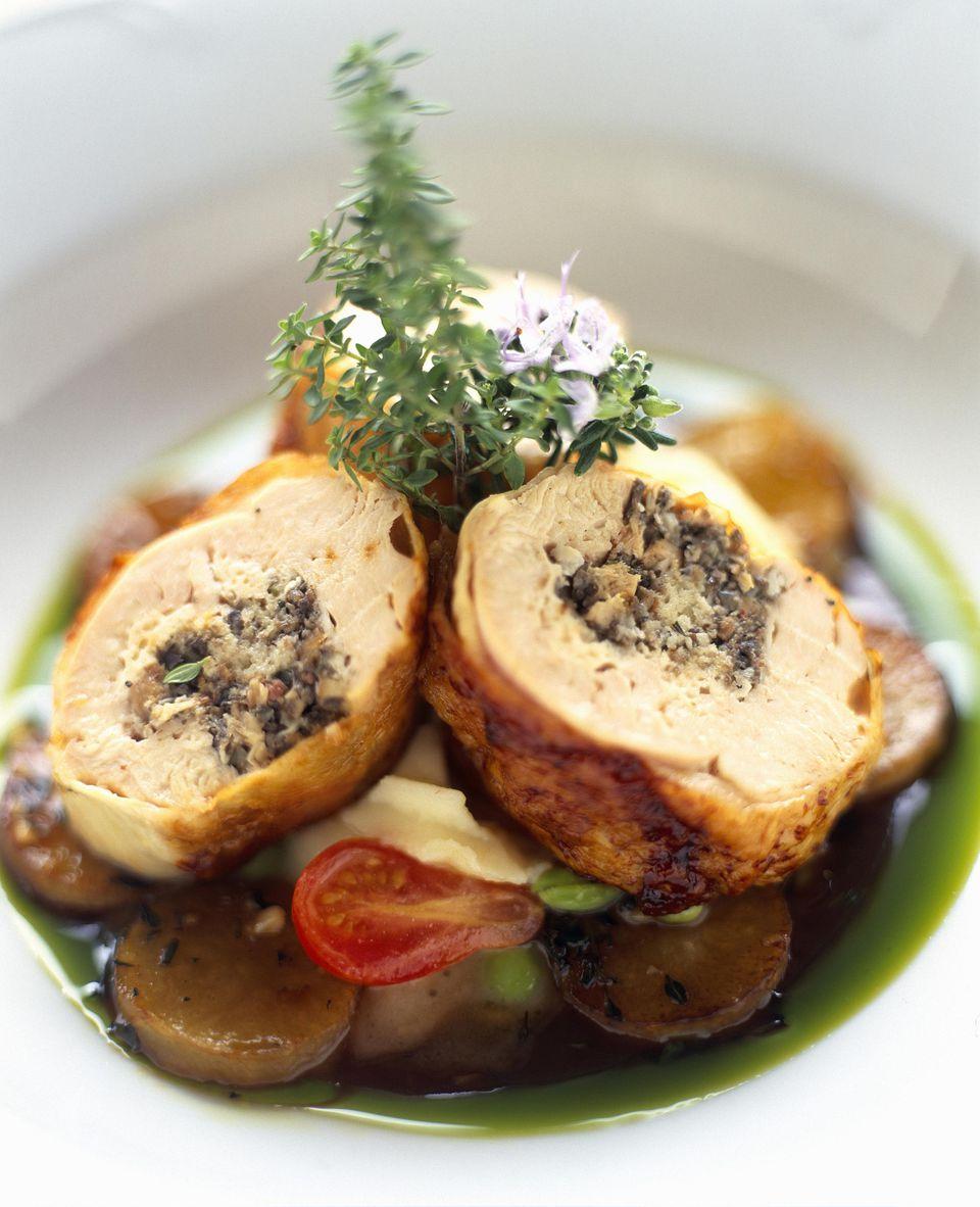 Genoa Style Stuffed Pork Loin Roast