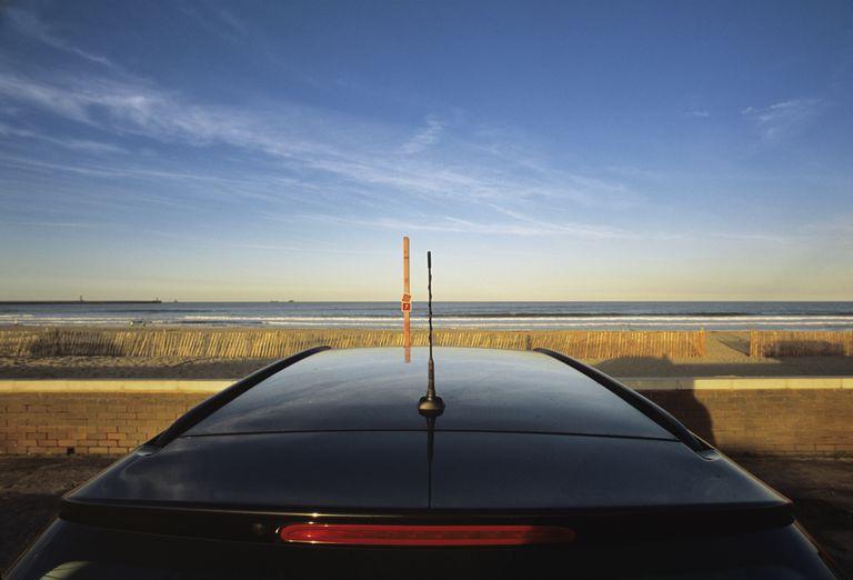car antennas