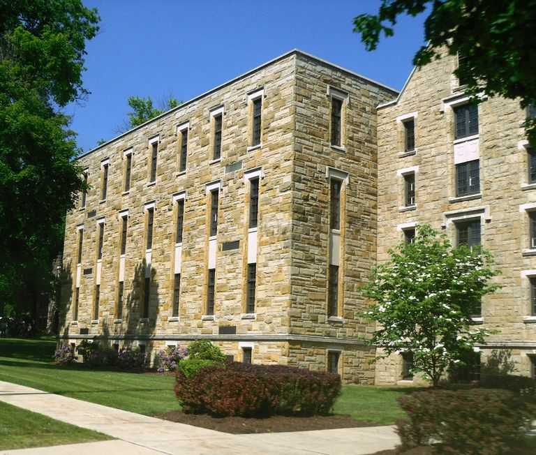 Westminster College in Pennsylvania