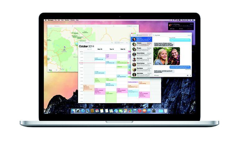 Mac Pro Yosemite