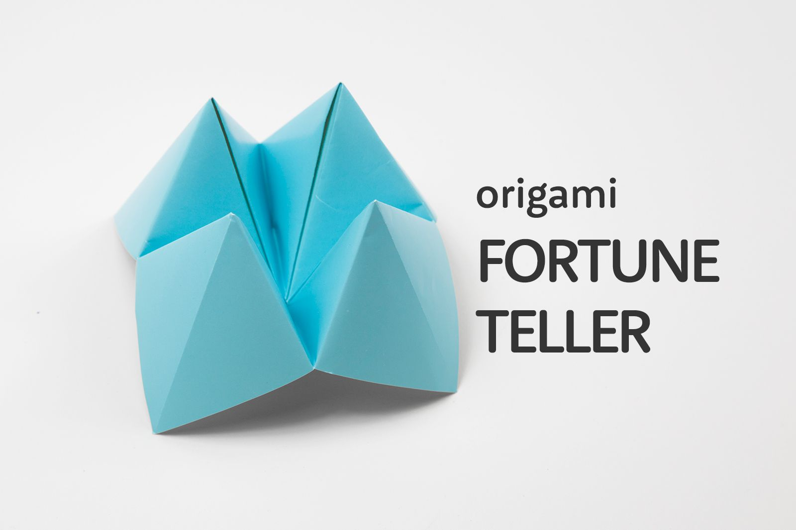 How to make an origami cootie catcher jeuxipadfo Gallery