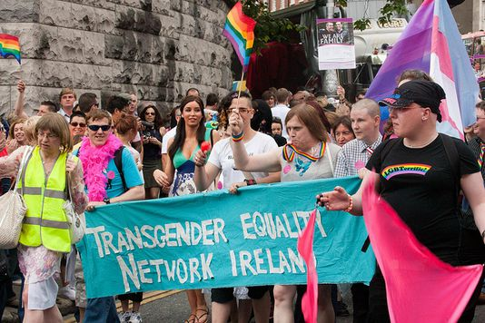 media on transgendered people and social