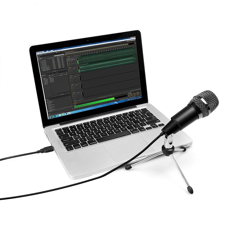 USB Microphone,Fifine Plug &Play Home