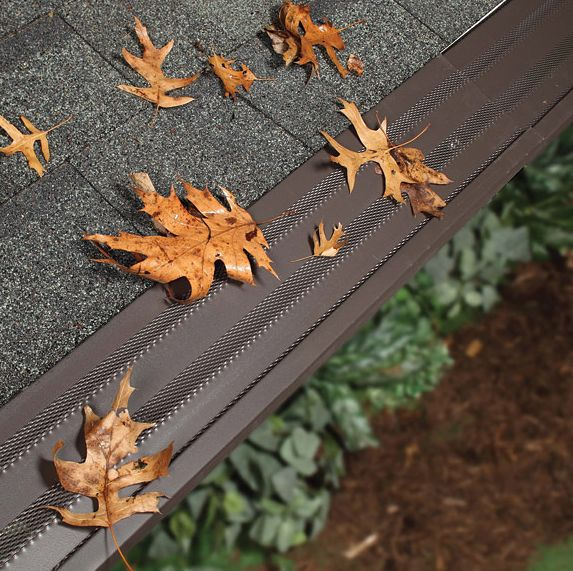 Gutter Guards Overview Of Guard Types Pros And Cons