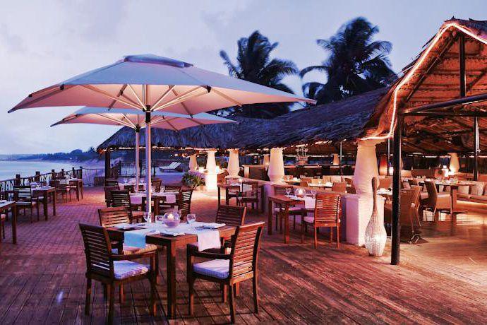 The Beach House restaurant.