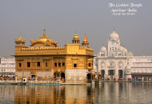 Golden Temple Harmandir Sahib and Akal Takhat