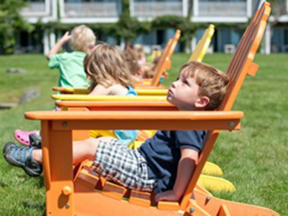 Winnetu Resort Parent-Toddler Program