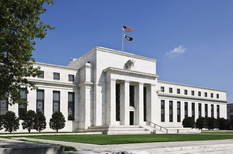 Image result for federal reserve building